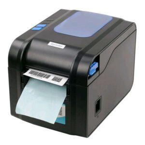 Xprinter รุ่นใหม่ XP-370B เครื่องพิมพ์ฉลากสติ๊กเกอร์ ชื่อที่อยู่ ฉลากยา-บาร์โค้ด ประกันศูนย์