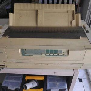 เครื่องปริ้น dot matrix nec dotwriter p8000