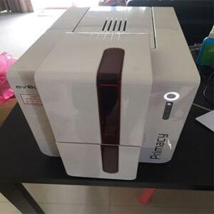 เครื่องพิมพ์บัตร PVC Evolis Primacy