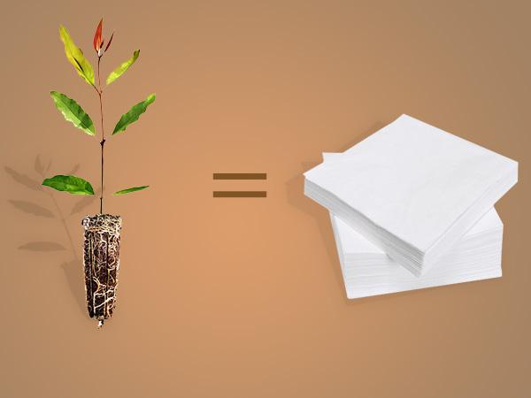 ทำไมต้องเลือกใช้ถุงกระดาษ