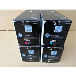 หมึกพิมพ์ HP 128A